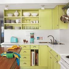 Lime Green Kitchen Cabinets 54 Best Green Kitchens Images On Pinterest Kitchen Kitchen