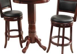 Unfinished Bistro Table Bar Wonderful Dining Room Color Unfinished Pub Bar Table