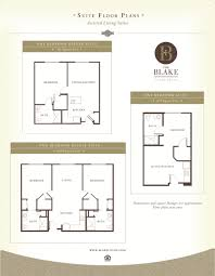 Download Floor Plans The Blake At The Grove Floor Plans