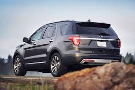 ford explorer 2016 ford explorer platinum first drive