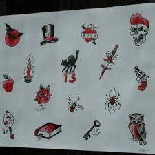 chris kingheavy metal rock banner tattoo 5 point star tattoos