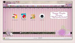 chrome themes cute themees google chrome favourites by yoisita11 on deviantart