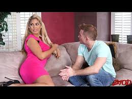 Milf On Sofa Bridgette B Awesome Milf On Heels Xnxx Com