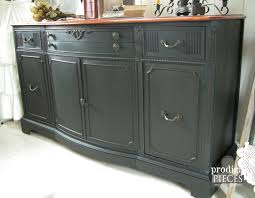 buffet makeover a night u0026 day difference prodigal pieces