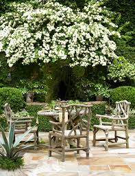 Southern Patio Gracious Outdoor Dining And Entertaining Traditional Home
