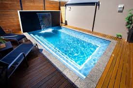 Melbourne Small Swimming Pool Ideas For Small Backyards Piscinas - Backyard lap pool designs