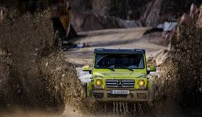 mercedes jeep the mercedes benz g class g 500 4x4 max offroad performance
