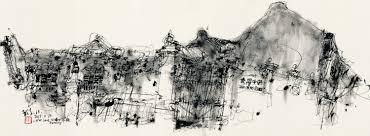 workshop 2 sketching with dry twig u0026 chinese ink urban sketchers