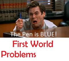 First World Problem Meme - first world problems christian forums