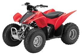 2013 honda trx90x review