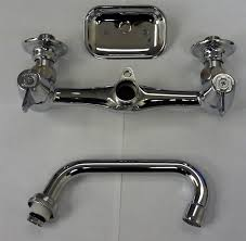 Wall Mounted Kitchen Faucet Kitchen Wall Mounted Kitchen Faucet In Remarkable Portman Wall