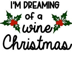 i m dreaming of a i m dreaming of a wine christmas christmas shirt grey
