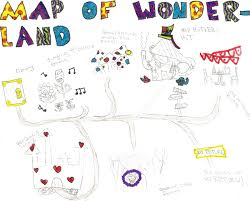 Story Maps Alice In Wonderland Story Map Image Gallery Hcpr