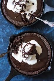 fudgy paleo chocolate skillet cake the paleo running momma