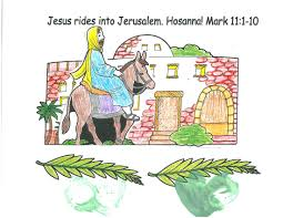 bible story mark 11 1 10 what he has done jesus rode into
