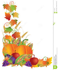 thanksgiving border clip art thanksgiving fall harvest and vines border stock images image