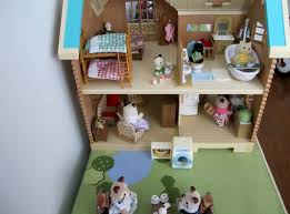 Sylvanian Families My Own Private Sylvania Page  Living - Sylvanian families living room set