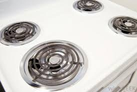 Clean Electric Cooktop How To Clean An Electric Stove Coils The Best Stove 2017