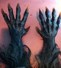 halloween werewolf props werewolf hands u2013 the prop master
