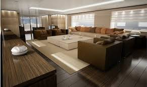 Home Yacht Interiors Design Glamorous Yacht Interior Design Examples That Will Amaze You