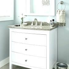 lowes bathroom vanity and sink outstanding sink vanity lowes derekhansen me