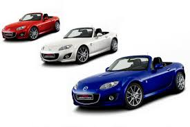 mazda number new photos of mazda mx 5 20th anniversary limited edition