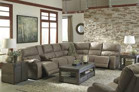 Benchcraft by Ashley Bohannon Reclining Living Room Group Royal