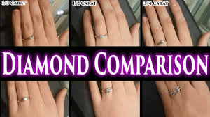 2 carat engagement ring price 1 carat ring on finger 2 ct size comparison 1 2 1 5