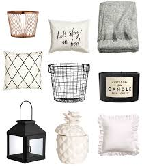 H M Home by H U0026m Home Decor Oh So Amelia