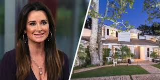 kyle richards needs to cut her hair real housewife kyle richards is selling her 7 million bel air