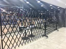 commercial folding closures commercial folding doors krgs doors