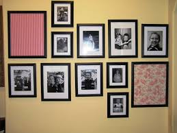 photo frame for wall decoration home interior design ideas