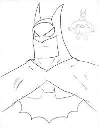 batman clipart drawing pencil color batman clipart