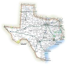 Texas Map Map Of Texas Tx Usa by Bellies And Babies May 2010