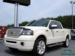 2008 ford f150 limited used 2008 ford f 150 awd supercrew limited w 5 4l v8 limited white