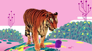 songs tiger in the jungle by storybots