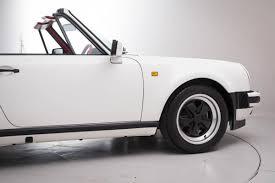 porsche targa white 1988 porsche 911 for sale 2033530 hemmings motor news