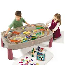 tools and trains play set kids toy combo step2