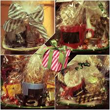 cing gift basket cafe home