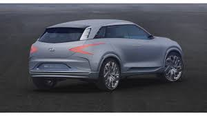 suv hyundai hyundai hydrogen fuel cell suv will have 500 miles of range