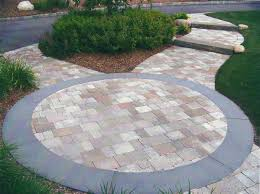 Paver Patio Nj by Natural Stone And Paver Patios 1 Bergen County Nj Pool