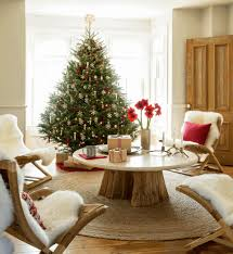 how to decorate a living room for christmas single futon sofa bed