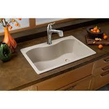 33 x 22 drop in kitchen sink elkay quartz classic 33 x 22 drop in kitchen sink reviews wayfair