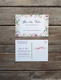 these free printable save the date templates will help you create