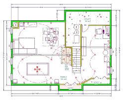 Basement Remodeling Floor Plans 3d Space Planning 3d Floor Design 3d Remodeling And Virtual