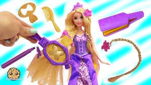 disney princess rapunzel draw style hair color markers