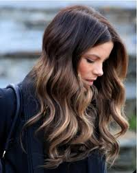 Dark Hair Colors And Styles Dark Hair With Highlights Underneath Blood Red Highlights
