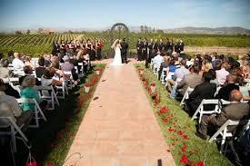 Outdoor Wedding Venues San Diego San Diego Outdoor Wedding Venues Villa De Amore