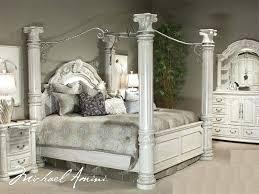 king poster bedroom set california king bedroom furniture furniture ii 4 piece king poster