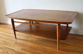 vintage mid century modern coffee table mid century modern lane copenhagen coffee table picked vintage